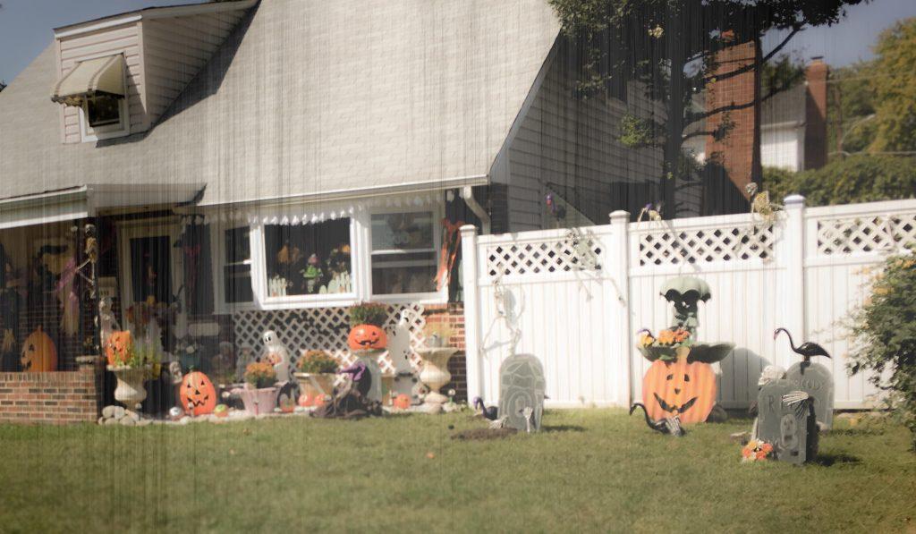 Tenants Overdoing Halloween Decorations?