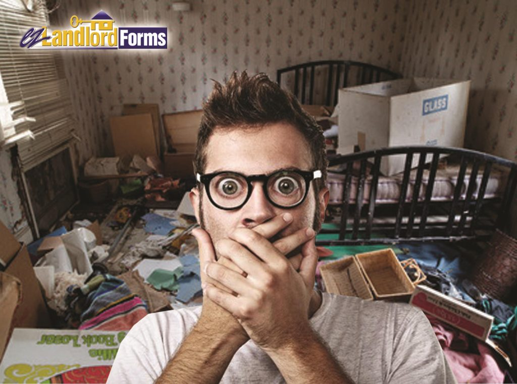 Are you worried about renting out your property after reading the horror stories?