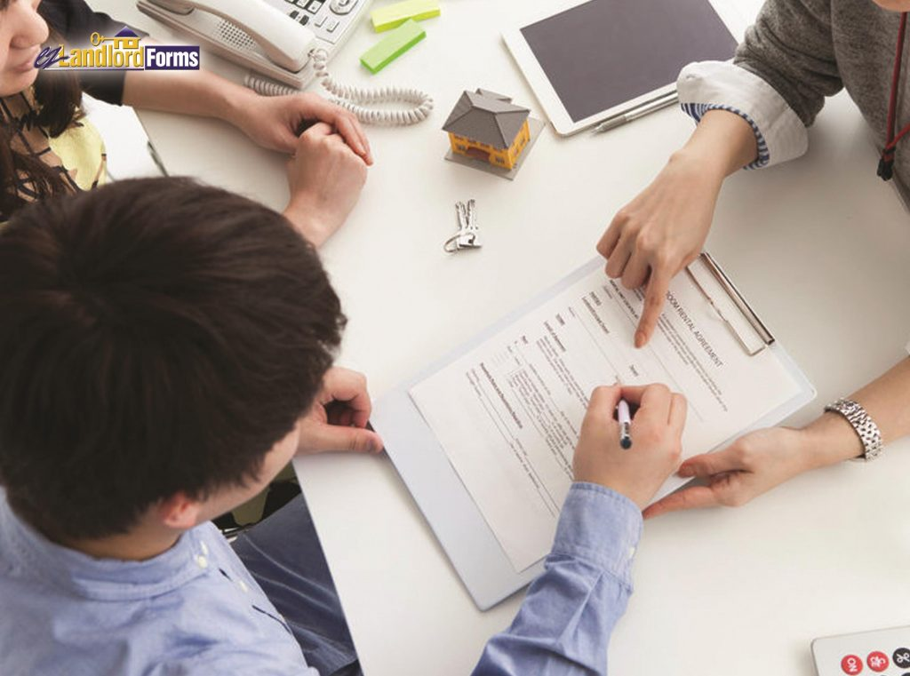 Writing Leases With a Cosigner?